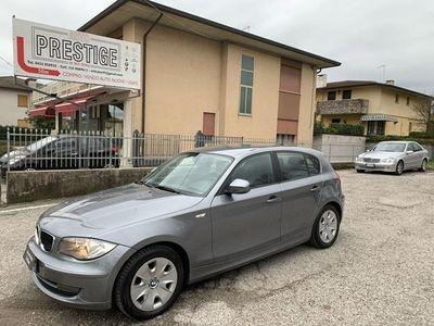 usata BMW 118 Serie 1 (E87) 2.0 143CV cat 5 porte Futura