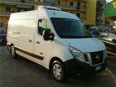 używany Nissan NV400 35 2.3 DCI 130CV FRIGO STRADA/RETE ATP FNAX 06/19