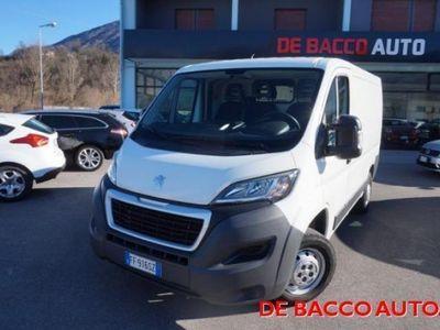 usado Peugeot Boxer 330 2.0 BlueHDi 130CV PC-TN + iva
