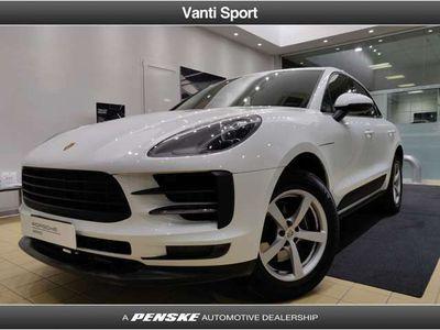 usata Porsche Macan 2.0
