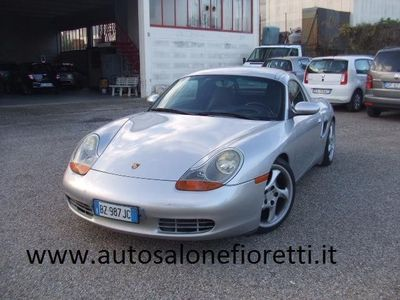 usata Porsche Boxster 2.7i 24V cat con Hard top