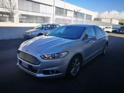 usata Ford Mondeo 2.0 TDCi 150 CV Start & Stop Titanium
