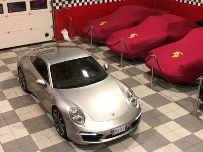 usata Porsche 911 Carrera S 991 3.8Coupé scarichi sport chrono full