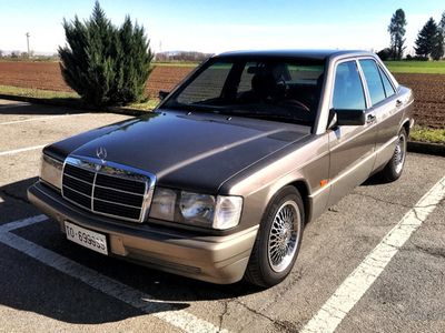 used Mercedes 190 2.0