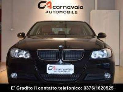 usata BMW 130 320 d BERLINAkW 177 CV,AUTOM.,PELLE TOTALE ROSSA Diesel