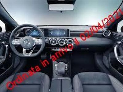 usata Mercedes A250 AUTOMATIC 4P. BUSINESS DEL 2020