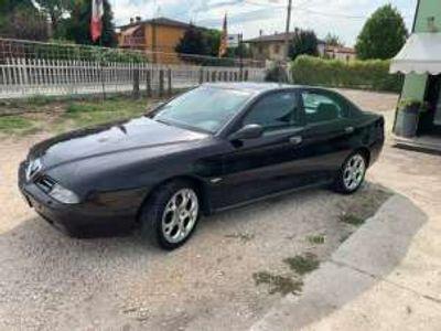 usata Alfa Romeo 166 2.0i 16V Twin Spark cat Distinctive Benzina