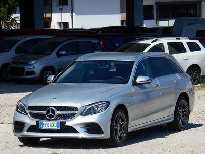 usata Mercedes C300 d 245CV Premium Auto SW 4 Matic ***Km. Zero***