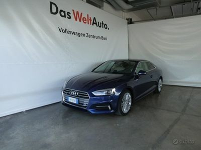 usata Audi A5 Coupe 40 2.0 tdi Business Sport quattro 190cv s-tr