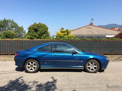 used Peugeot 406 Coupe 2.2 16V HDi cat Coupé Plus