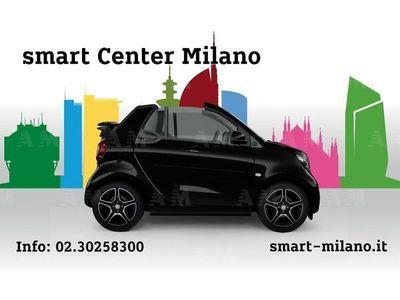 usata Smart ForTwo Cabrio Cabrio EQ Pulse nuova a Milano