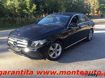 usado Mercedes E220 CV194 AUTOMATIC AVANTGARDE NAVI/LED/PELLE