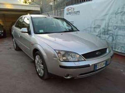 usata Ford Mondeo 2.0 16V TDCi (130CV) 4p. Ghia usato