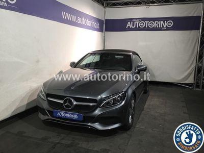usata Mercedes 220 CLASSE C CABRIO C cabrioSport 4matic auto