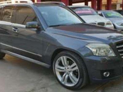 usata Mercedes GLK320 classecdi 4matic sport diesel