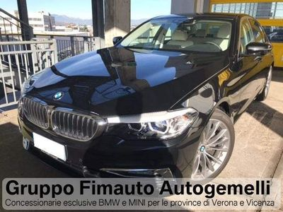 used BMW 520 d luxury aut. diesel
