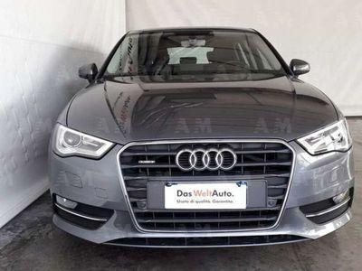 usata Audi A3 Sportback 2.0 tdi Ambiente quattro 150cv E6