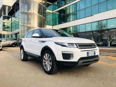 usado Land Rover Range Rover evoque 2.0 eD4 5p. Pure del 2018 usata a San Fior