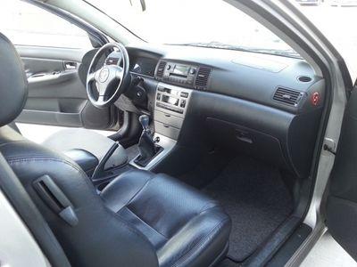 używany Toyota Corolla 1.8 16V 3 porte TS