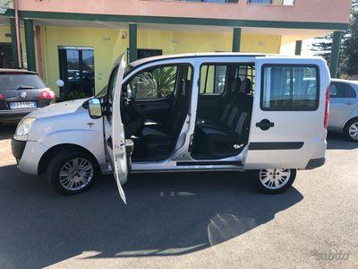 käytetty Fiat Doblò 1.3 multijet 5 posti