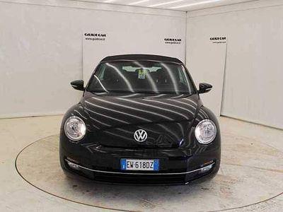 gebraucht VW Käfer maggiolino cabrio 1.6 tdi Design 105cv dsg