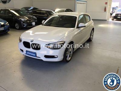 usata BMW 120 SERIE 1 (3 PORTE) d xdrive Unique 3p