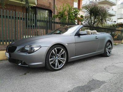 usata BMW 645 Cabriolet 650 i Futura
