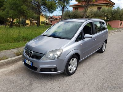usata Opel Zafira 1.9CDTi Enjoy 88Kw 7 Posti 6 Marce