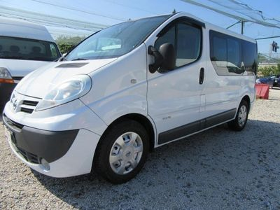 usata Nissan Primastar A27 2.0 dCi 115CV Pulmino 9 posti Euro 4