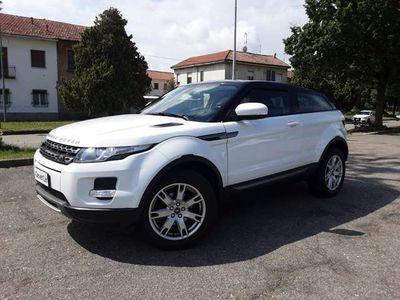 usata Land Rover Range Rover evoque 2.2 eD4 Coupé Black & White *STATO ECCELLENTE*
