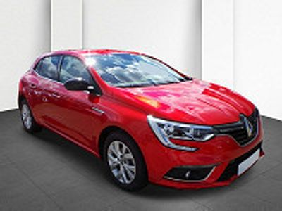 usata Renault Mégane Tce 140 Limited Deluxe Navi Pdc