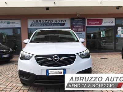 usata Opel Crossland X 1.2 12V Advance 11/2019