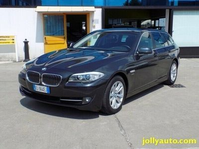 usata BMW 525 d xDrive Touring Business Automatica 4X4 NAVIGATOR