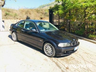 begagnad BMW 323 Serie 3 Coupè Ci cat