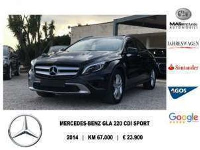 usata Mercedes GLA220 classecdi automatic sport diesel