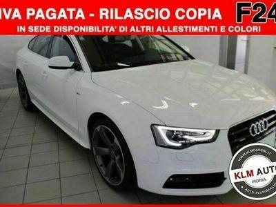usata Audi A5 1ª serie 2.0 TDI**F24**PRO.CON.GAR.24 MESI*