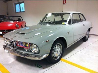 usado Alfa Romeo 2600 Sprint*TARGA ORO ASI*