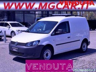 brugt VW Caddy 2.0 ECOFUEL-METANO 4 PORTE-KM 64.000-TEL-G. TRAIN Rimini