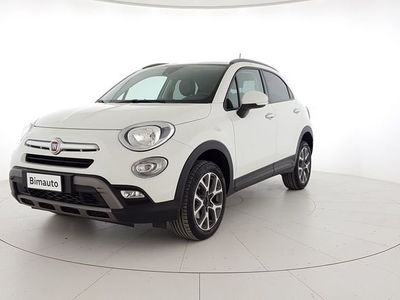 usado Fiat 500X 2.0 MultiJet 140 CV 4x4 Cross