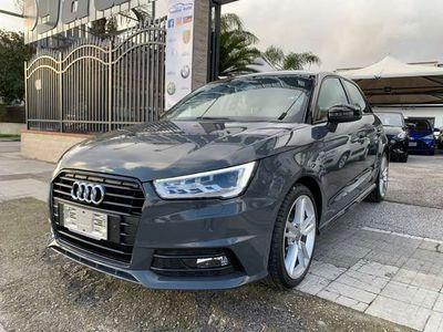 usata Audi A1 SPB 1.0 TFSI ultra Metal plus S.Line
