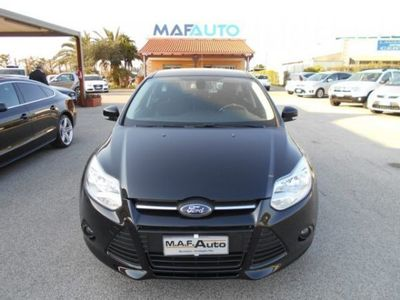 used Ford Focus 1.6 120 CV GPL