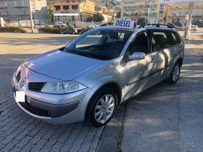 """usata Renault Mégane 1.9 dci Sw """"Garanzia-Rate"""" 2008"""