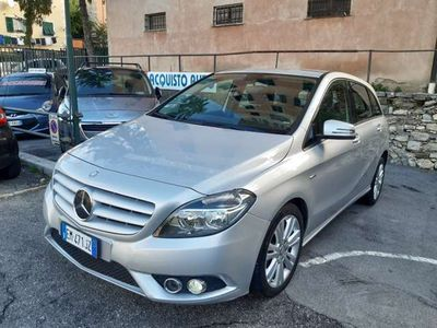 usata Mercedes B180 BlueEFFICIENCY Executive uniproprietario