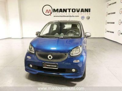usata Smart ForFour BRABUS 0.9 Turbo twinamic