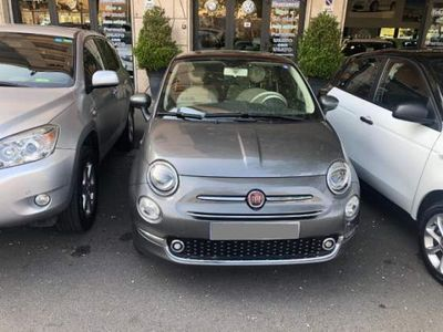 second-hand Fiat 500 1.2 lounge new restayling per neopatentati