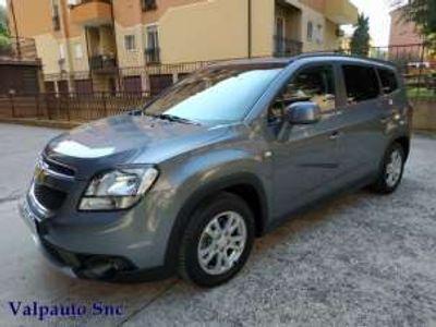 usata Chevrolet Orlando 1.8 GPL 7 POSTI Benzina/GPL