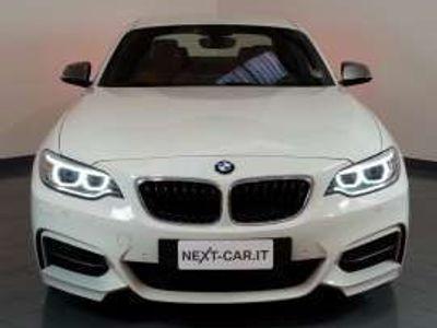 usata BMW M235 235coupe xdrive*4x4+auto+xenon+telecamera+navi* benzina