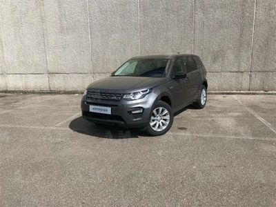 used Land Rover Discovery Sport 2.0 TD4 150 CV Pure nuova a Salerno