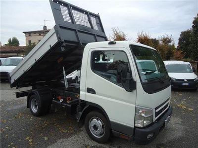 usata Mitsubishi Canter 35 . 13 - Ribaltabile Tril. Usato