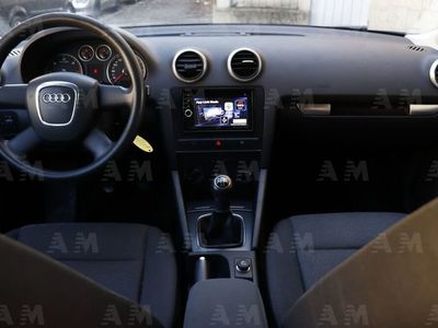 usata Audi A3 Sportback 1.6 TDI 90 CV CR F.AP Attraction usato